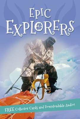 Book cover for It's all about... Epic Explorers